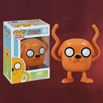 Adventure Time - Jake Mini-Figur