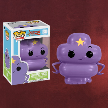 Adventure Time - Lumpy Space Princess Mini-Figur