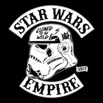 Star Wars - Stormtrooper Empire T-Shirt