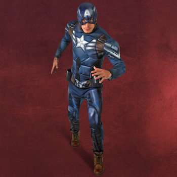 Captain Amerika - Kost�m