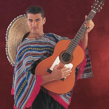 Mexikaner Poncho