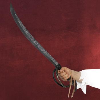 Piratenschwert mit Gravur - Kostümzubehör