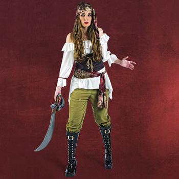 Piratin Kost�m Jackie