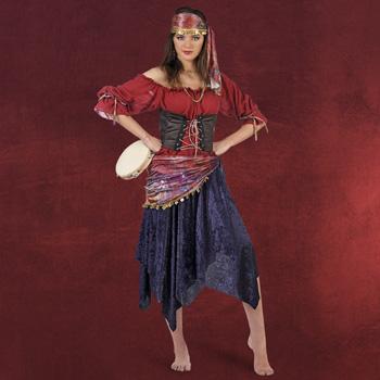 Zigeunerin Esmeralda Kostüm