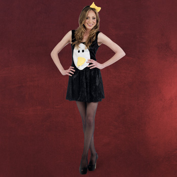 Pinguin Damenkost�m