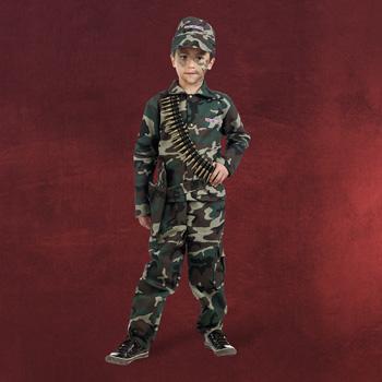 Tapferer Soldat Kinderkost�m