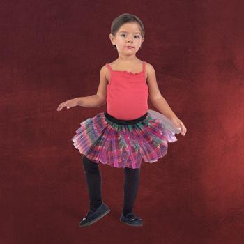 Ballerina R�ckchen Kinder mit Schottenkaro