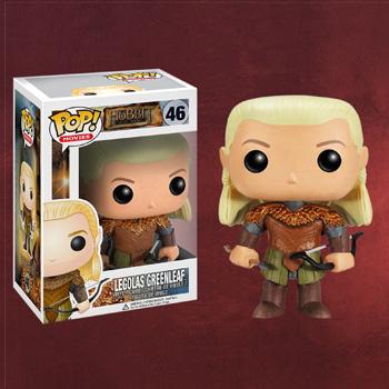 Der Hobbit - Legolas Mini-Figur