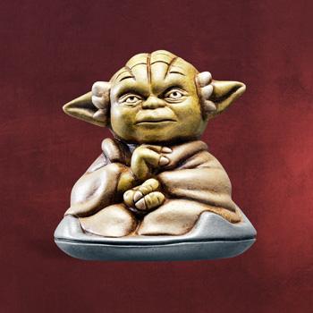 Star Wars - Yoda Sitting Miniatur Sammlerfigur