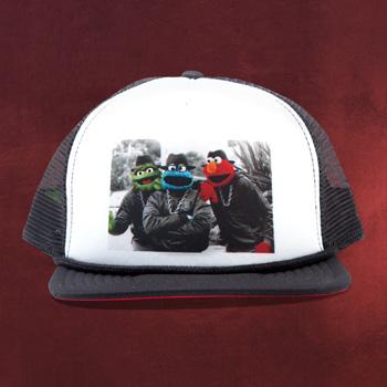 Sesamstraße Snapback Cap