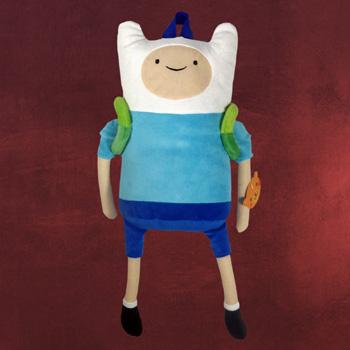 Adventure Time - Finn Pl�sch Rucksack