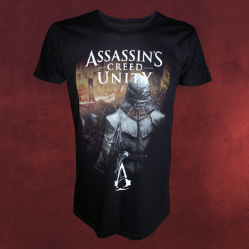 Assassins Creed Unity - T-Shirt schwarz