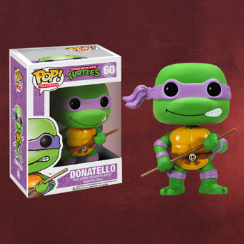 Teenage Mutant Ninja Turtles - Donatello Mini-Figur