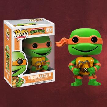 Teenage Mutant Ninja Turtles - Michelangelo Mini-Figur