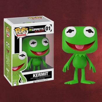 Muppets - Kermit Mini-Figur
