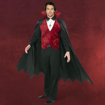 Vampir Kavalier Kostüm Herren