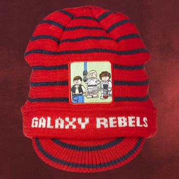 LEGO Star Wars - Galaxy Rebels Schild M�tze Kinder rot