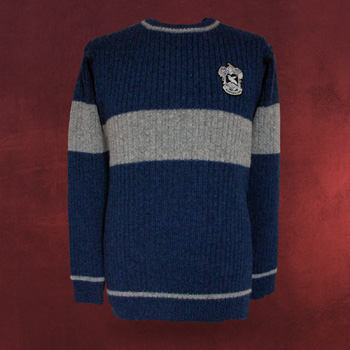 Harry Potter - Quidditch Sweater Ravenclaw