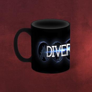 Divergent Logo Tasse