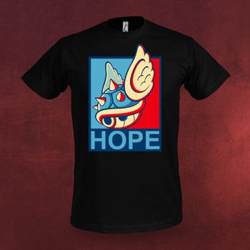 Blue Shell Hope T-Shirt