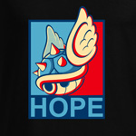 Blue Shell Hope T-Shirt
