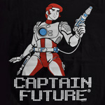 Captain Future T-Shirt