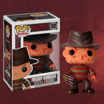 Nightmare - Freddy Krueger Mini-Figur