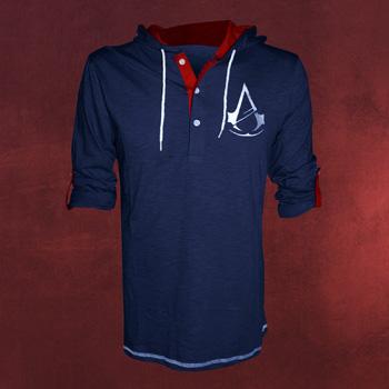 Assassins Creed - Unity Logo Longsleeve