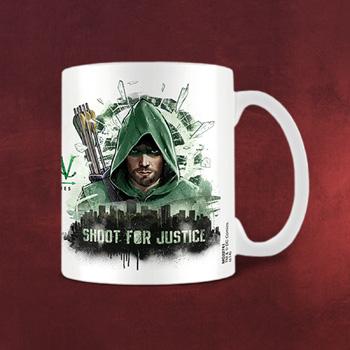 Arrow - Tasse Justice