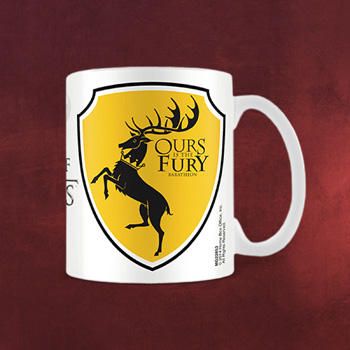 Game of Thrones - Baratheon Wappen Tasse
