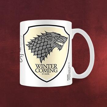 Game of Thrones - Stark Wappen Tasse