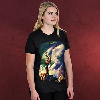 Tribute von Panem - Movie Poster T-Shirt
