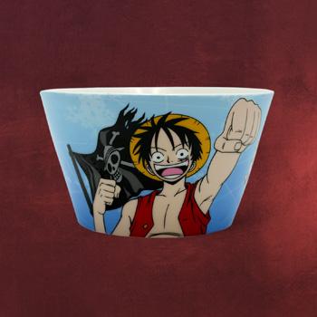 One Piece - Luffy & Chopper Müslischale
