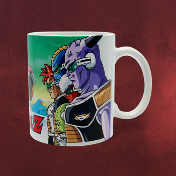 DragonBall Z - Freezer Army Tasse