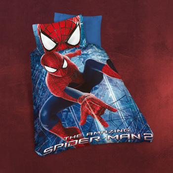 Spider-Man 2 - 3D Wende-Bettw�sche