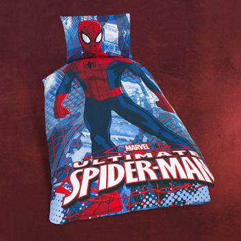 Spider-Man - Ultimate Wende-Bettw�sche