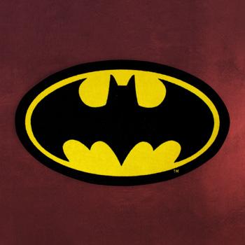 Batman Logo Fu�matte