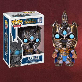 World of Warcraft - Arthas Mini-Figur