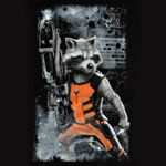 Guardians of the Galaxy - Rocket Raccoon T-Shirt