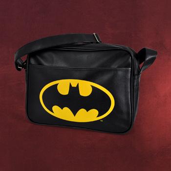 Batman Retro Logo Umhängetasche