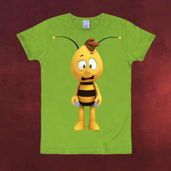 Biene Maja - 3D Willi T-Shirt