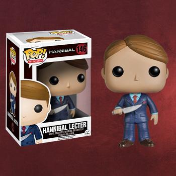 Hannibal Lecter Mini-Figur 10 cm