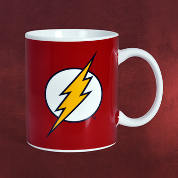 Flash Logo Tasse