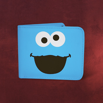Sesamstra�e - Cookie Monster Geldb�rse