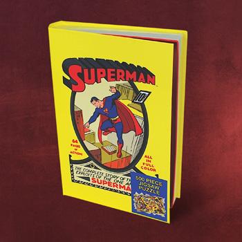 Superman - 500 Teile Puzzle