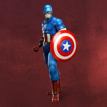 Captain America Marvel Sammler Statue 1:10