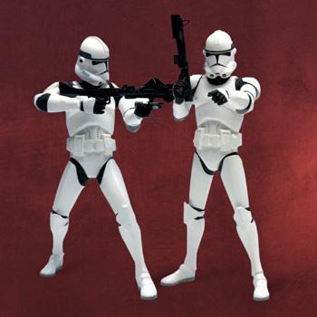 Star Wars - Clone Trooper Sammler Statuen 1:10