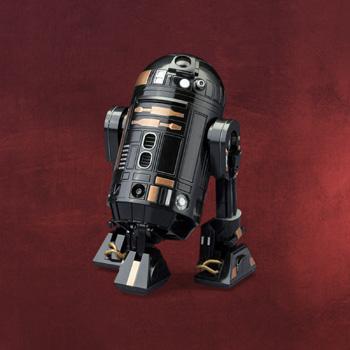 Star Wars - R2-Q5 Sammler Statue 1:10