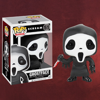 Scream - Ghostface Mini-Figur