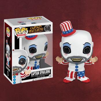 Captain Spaulding Mini-Figur